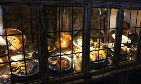 """Three Broomsticks: """"Make your choice between what is right... and what is easy."""""""