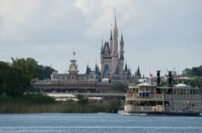 Ferries at Magic Kingdom at Walt Disney World