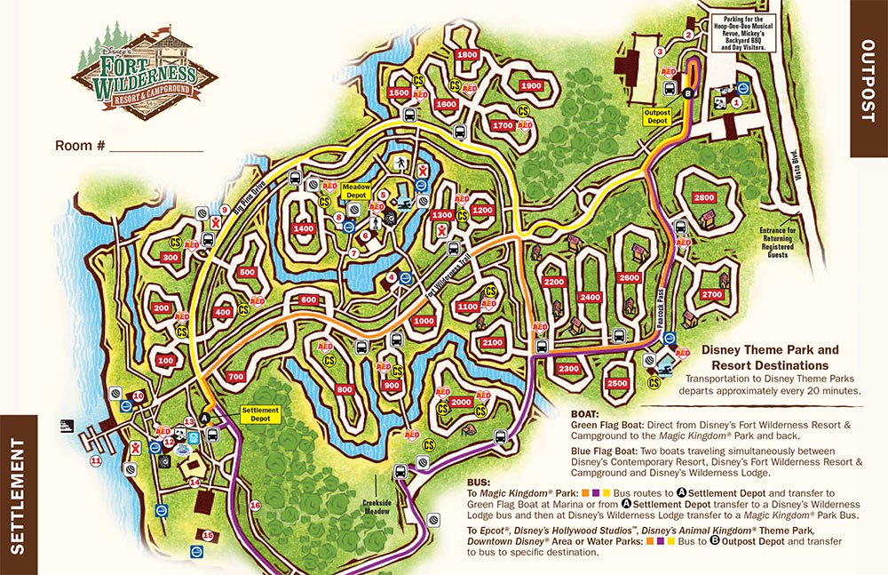 Disney World: Transportation guide from the Wilderness to the Kingdom