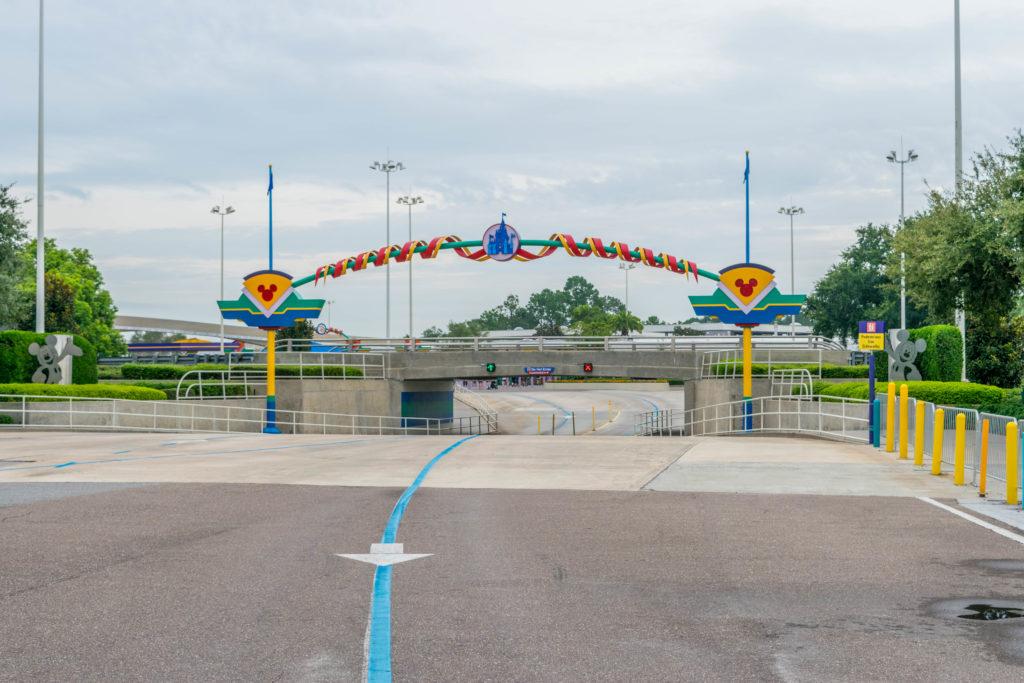Ticket and Transportation Center at Walt Disney World