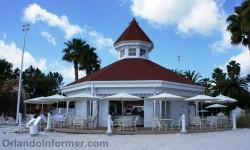 Disney's Grand Floridian beach pool bar.