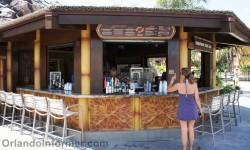 Disney's Polynesian Resort: Barefoot Pool Bar.