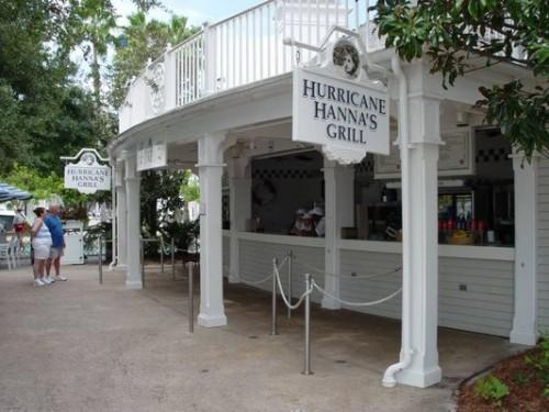 Hurricane Hanna's Grill