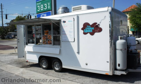 The Crooked Spoon food truck: Don't pay attention to the gas prices.