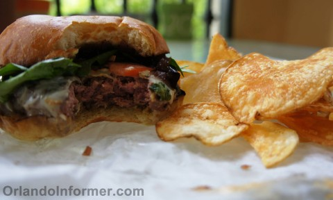 The Crooked Spoon food truck: It was the hamburgler!