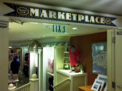 Disney's Beach Club Marketplace