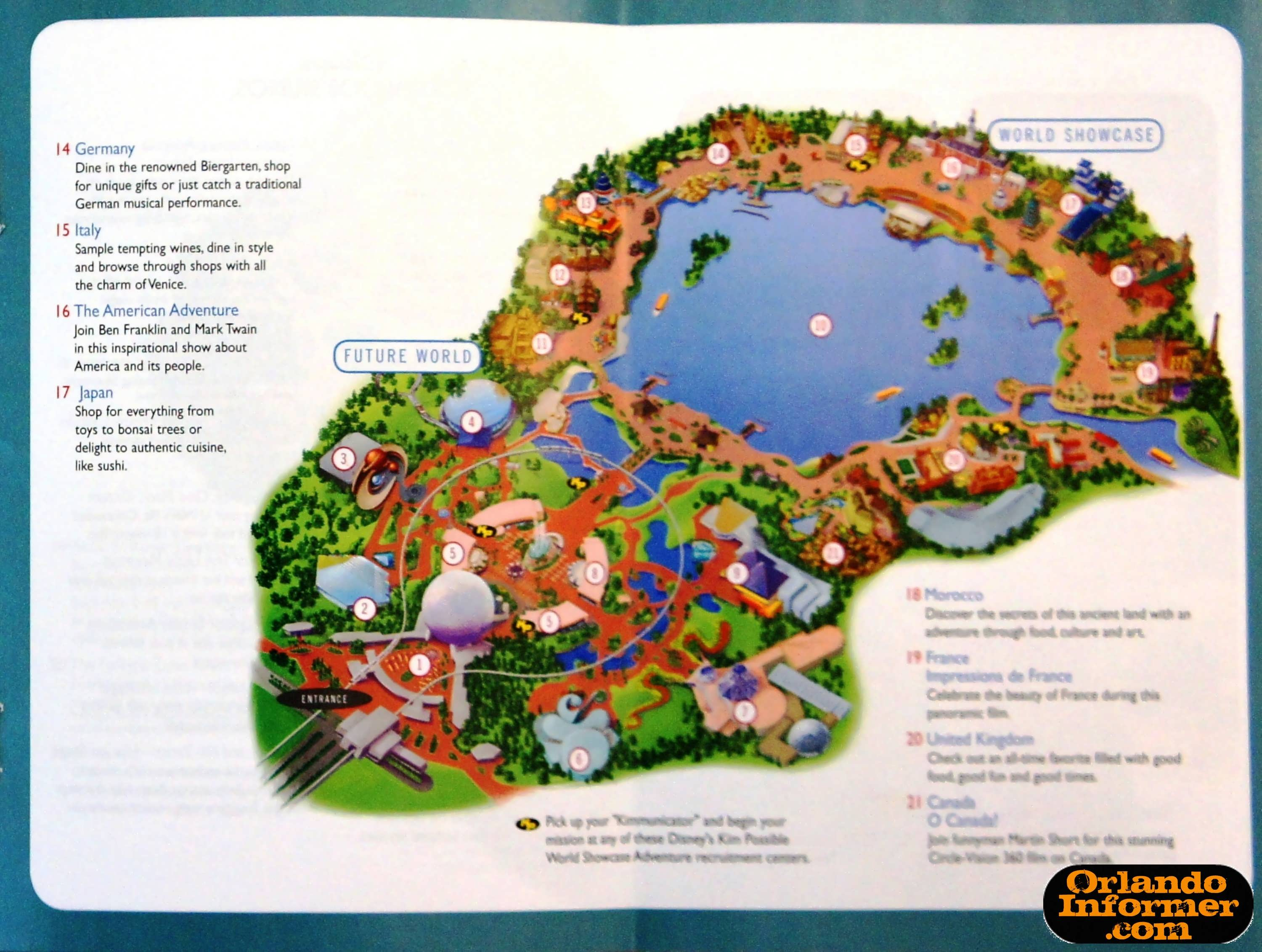 2011 Walt Disney World Vacation Brochure Let The Memories Begin