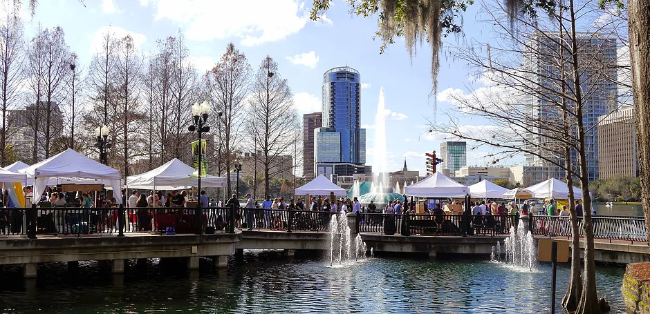 Stroll like a local at the Orlando Farmers' Market