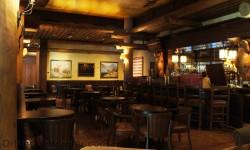 Disney's Wilderness Lodge: Territory Lounge.