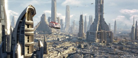 Star Tours 2.0 New Destinations: Coruscant.