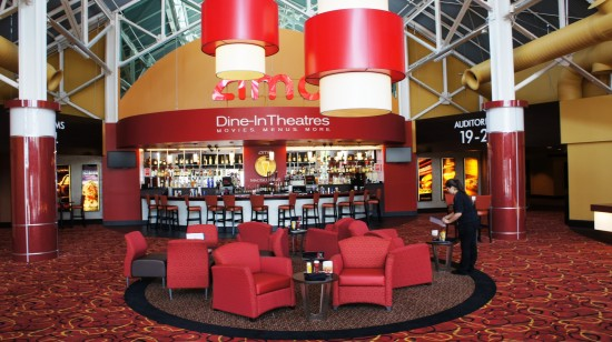 AMC Fork & Screen at Downtown Disney: Care for a cocktail before your show?