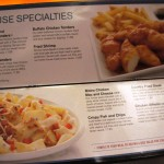 AMC Fork & Screen at Downtown Disney: House specialties.