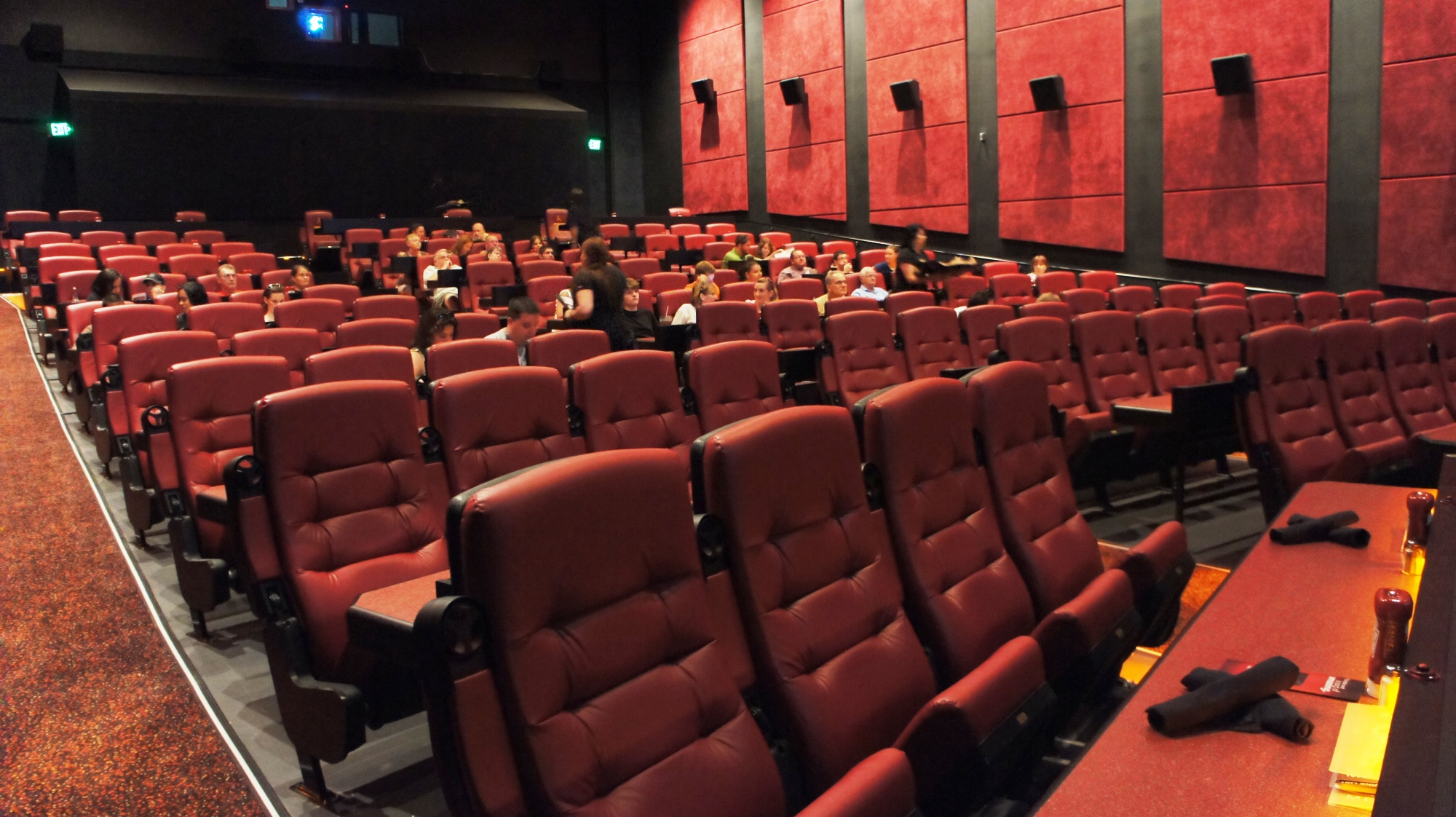 The ultimate spot to catch a newly released movie, the AMC at Pacific Place features 11 state-of-the-art auditoriums with wall-towall screens, digital surround sound and stadium-style seating.