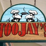 TooJay's Original Gourmet Deli on Orlando's Restaurant Row.