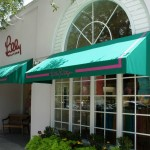 Lilly Pulitzer in Winter Park, Florida.