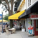 Timothy's Gallery in Winter Park, Florida.