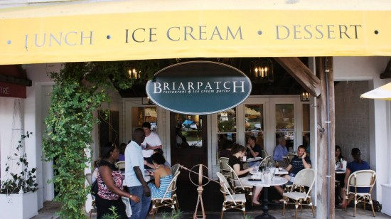 Briarpatch Restaurant in Winter Park, Florida.