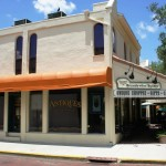 Antiques on the Avenue in Winter Park, Florida.