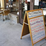 The Cheese Shop on Park in Winter Park, Florida.