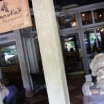 Pannullo's Italian Restaurant in Winter Park, Florida.