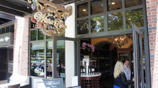 The Wine Room in Winter Park, Florida.
