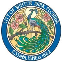 City of Winter Park, Florida official seal.
