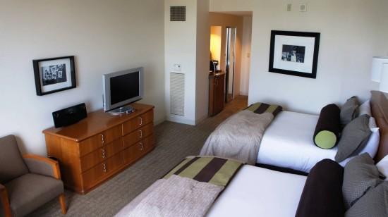 Hard Rock Hotel Orlando: Double queen room.
