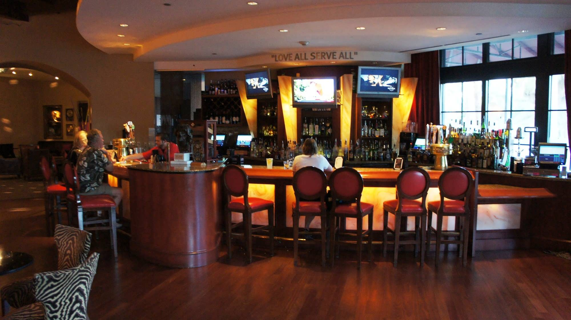 Hard Rock Hotel's Velvet Bar
