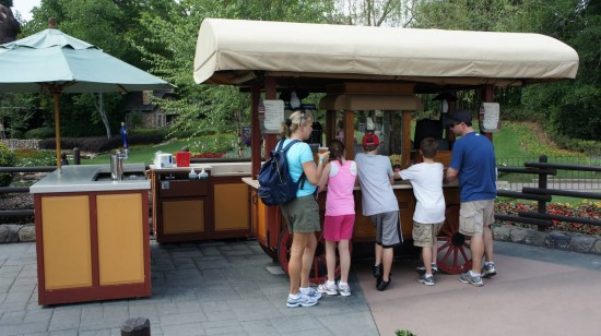 Drinking around the world: Canada Pavilion.