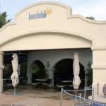 Hard Rock Hotel's Beachclub.
