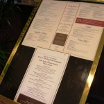 Hard Rock Hotel's Palm Restaurant.