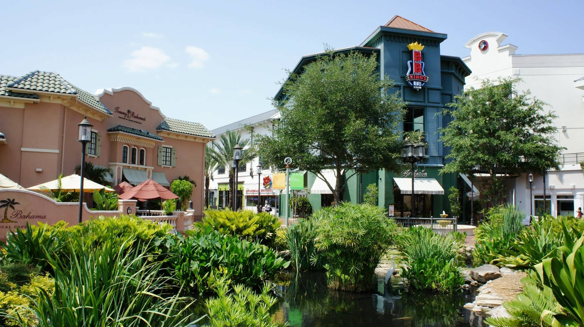 Pointe Orlando Distinctive shopping dining and entertainment in the heart of International Drive