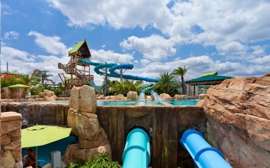 Aquatica at SeaWorld Orlando: Dolphin Plunge.