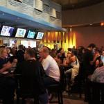 Dave & Busters Orlando on International Drive: Bar area.