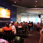 Dave & Busters Orlando on International Drive: More restaurant seating.