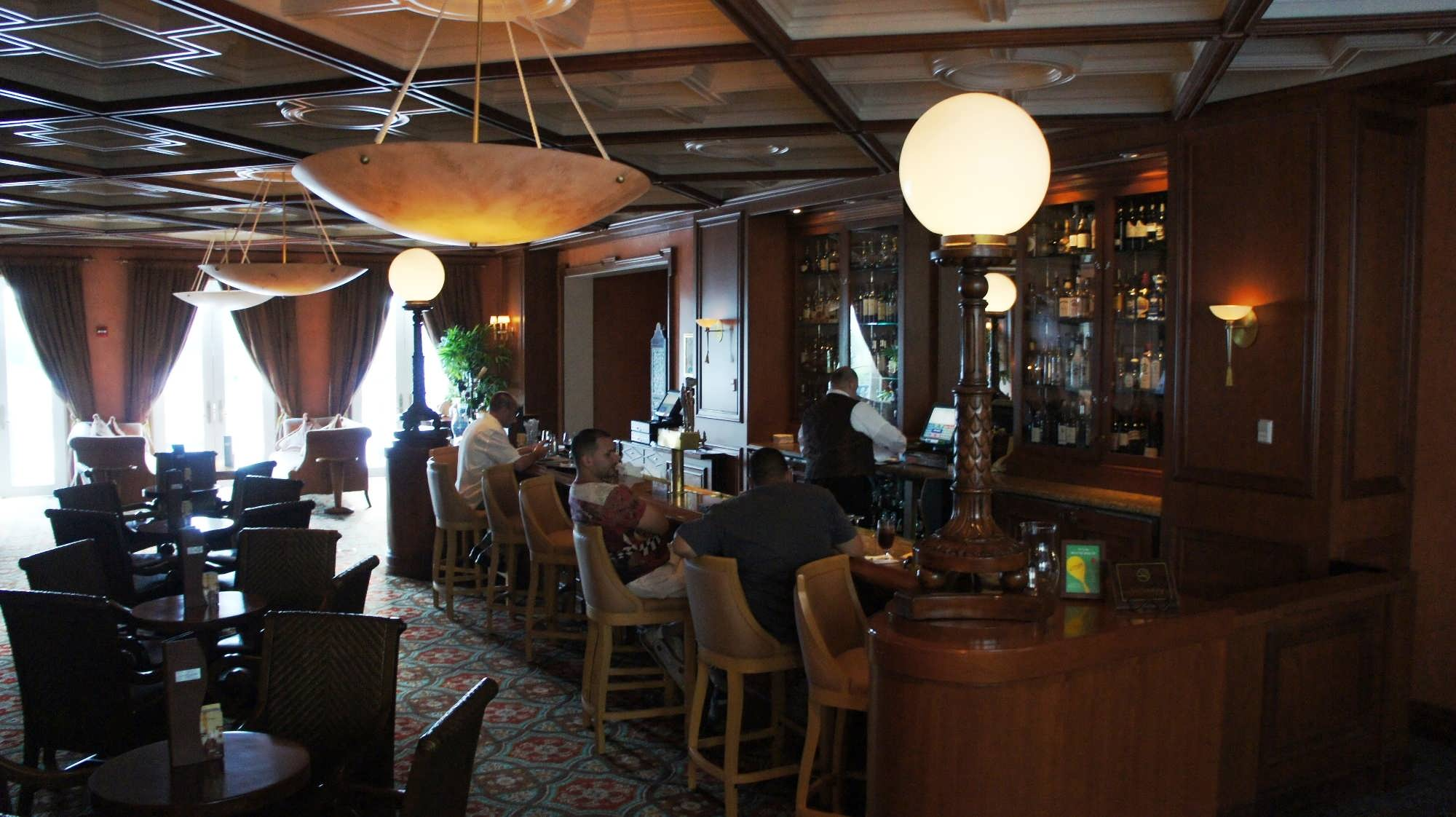 Bar American at Portofino Bay Hotel