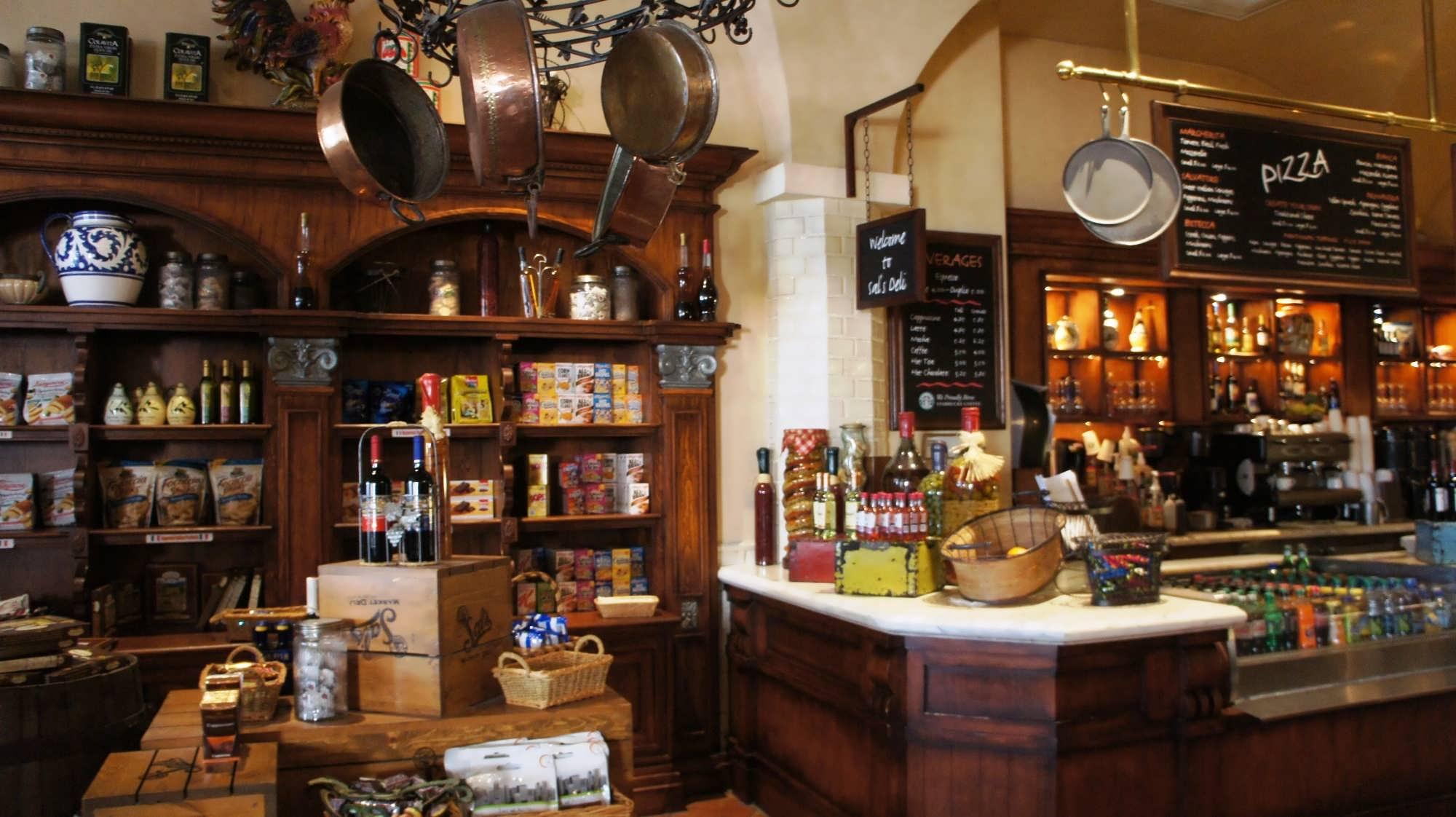 Sal's Market Deli at Portofino Bay Hotel