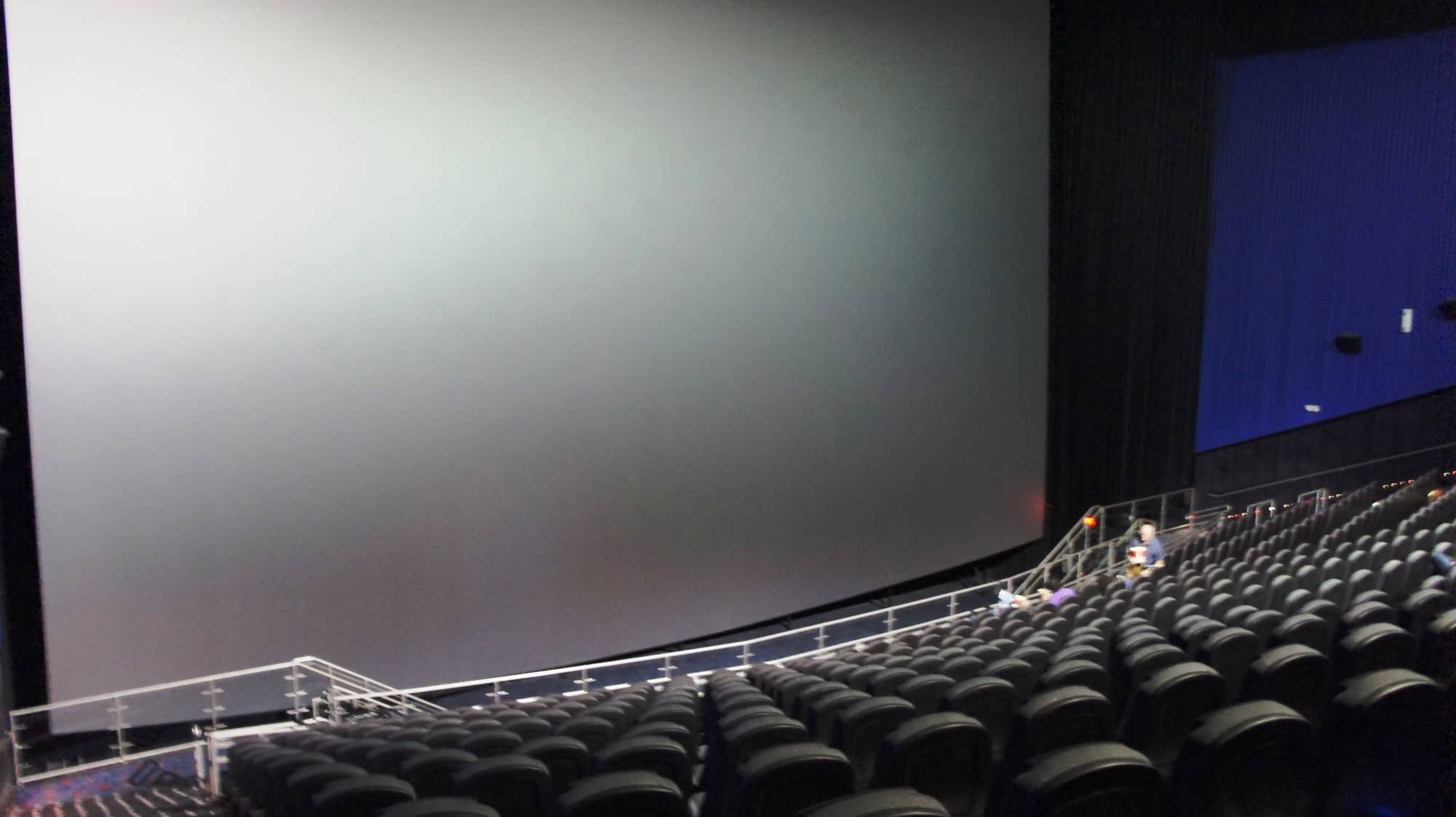 Regal Pointe Orlando Stadium Imax Experience Movie Magic On A