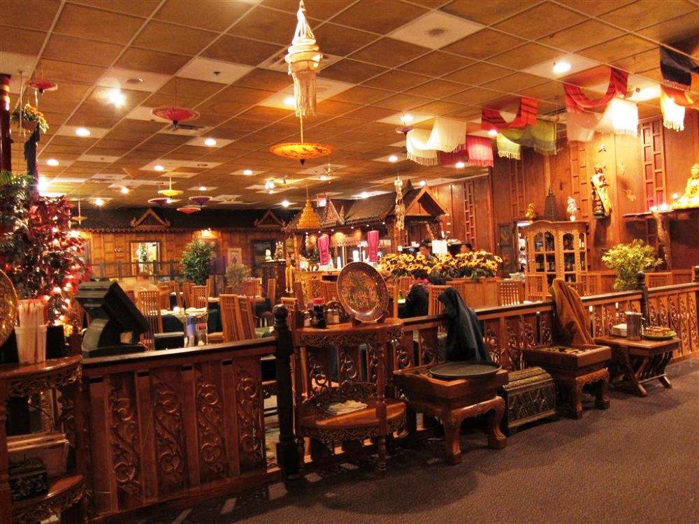 Thai Thani Restaurant Celebration