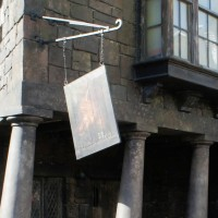 Hogs Head at the Wizarding World of Harry Potter.