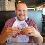 Hot 'n Juicy Crawfish Restaurant in Orlando: The satisfaction.