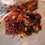 Hot 'n Juicy Crawfish Restaurant in Orlando: The leftovers.