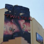Twister... Ride It Out at Universal Studios Florida.