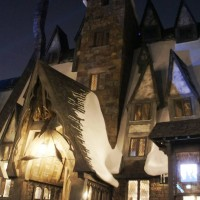 Three Broomsticks at the Wizarding World of Harry Potter.