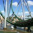 The Incredible Hulk Coaster at Universal's Islands of Adventure.