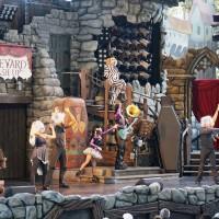 Beetlejuice's Graveyard Revue at Universal Studios Florida.