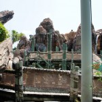 Camp Jurassic at Universal's Islands of Adventure.