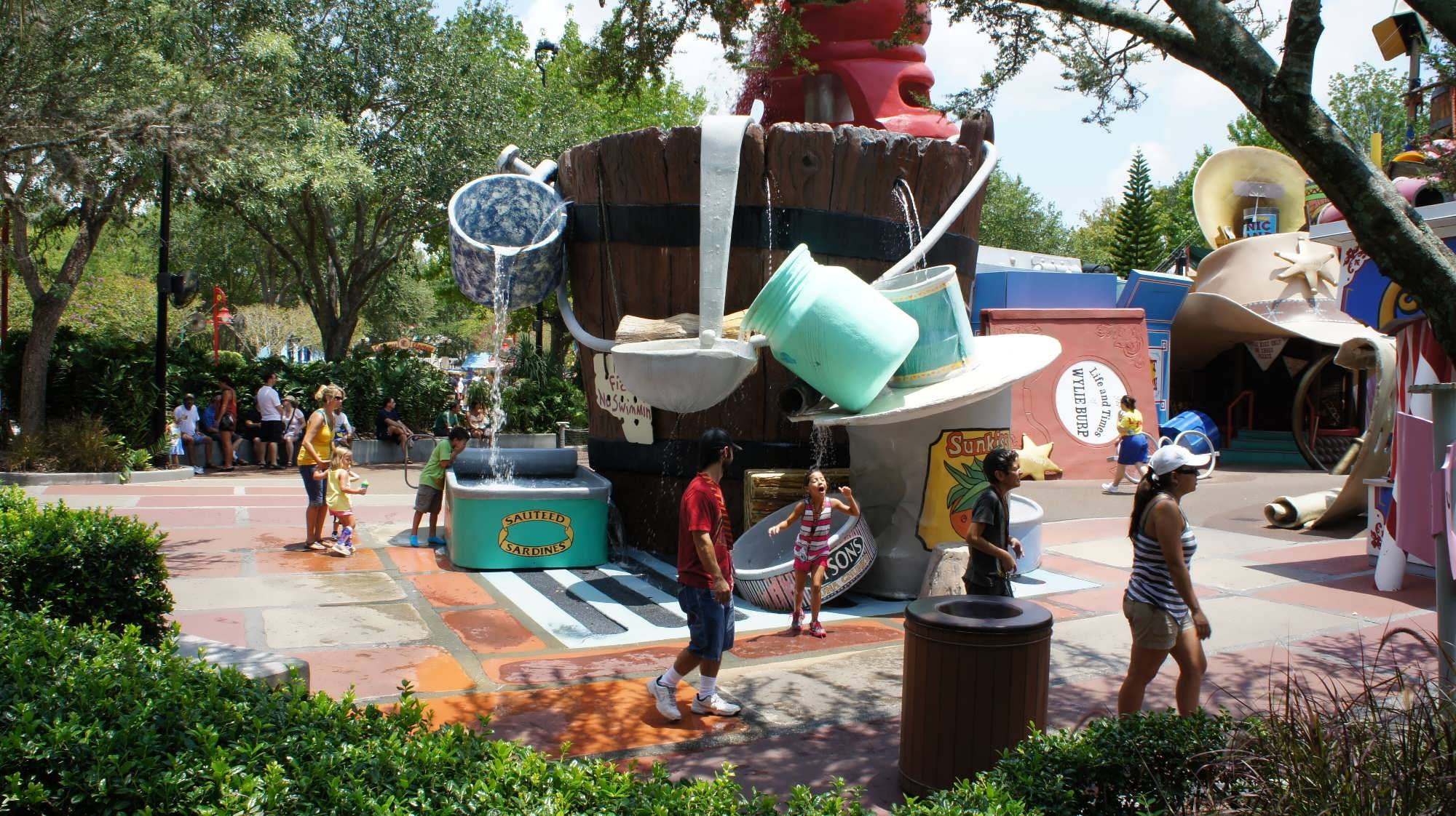 Fievel's Playland at Universal Studios Florida.