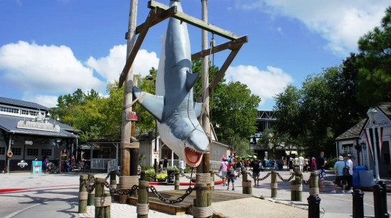 JAWS at Universal Studios Florida.