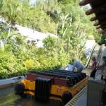 Jurassic Park River Adventure at Universal's Islands of Adventure.